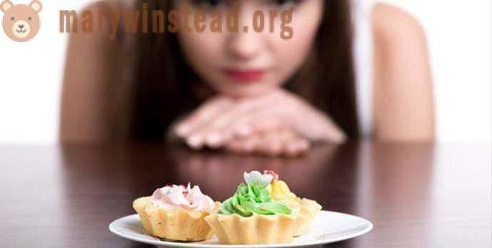 Kako izgubiti tvrdoglavu prehranu na trbuhu