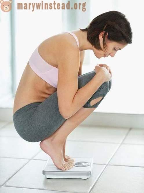 plan mršavljenja za gubitak 20kg za mjesec dana